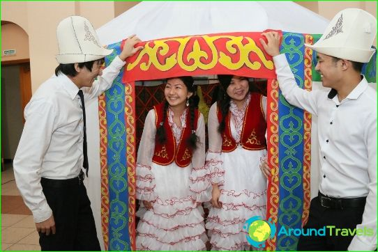 Vakantie in Kirgizië