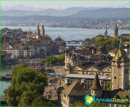 Tours in Zürich