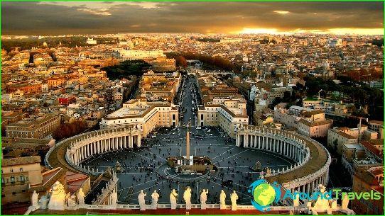 جولات إلى الفاتيكان