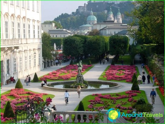Retket Salzburgissa