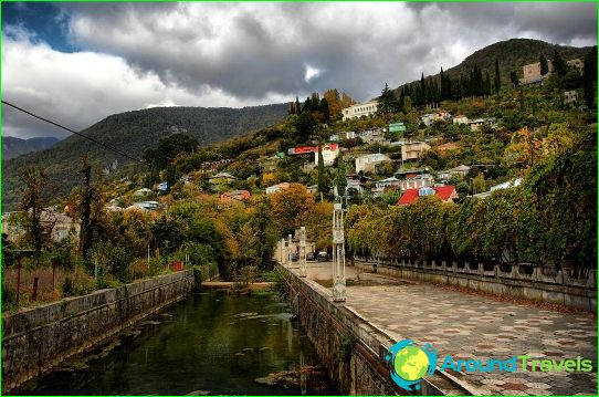 Tours in Gagra