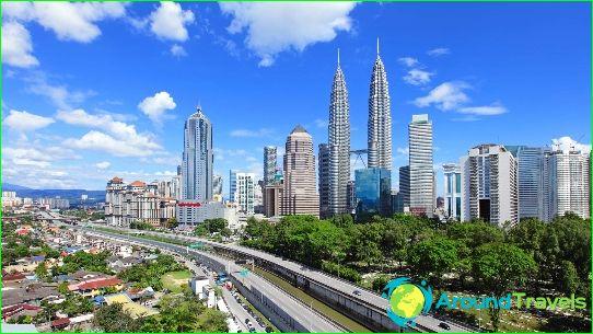 Tours in Kuala Lumpur