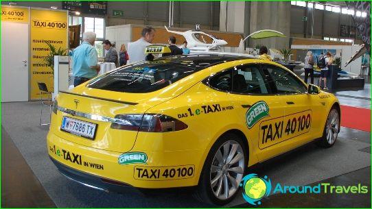 Taksi Wienissä