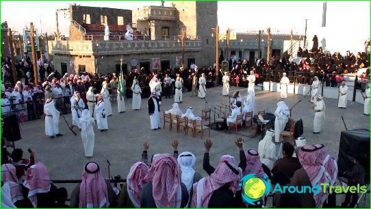 Vakantie in Saoedi-Arabië