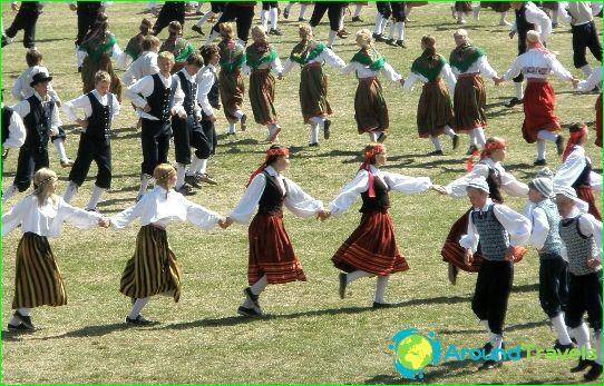 Vakantie in Estland