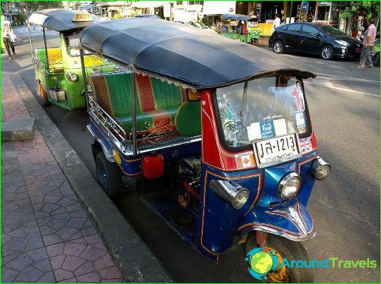 تاكسي في بانكوك
