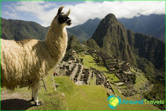 Peru matkailu