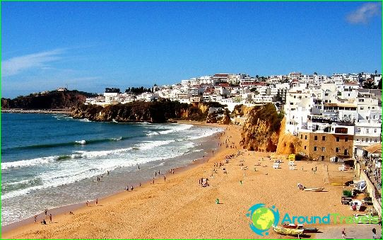 Portugalin matkailu