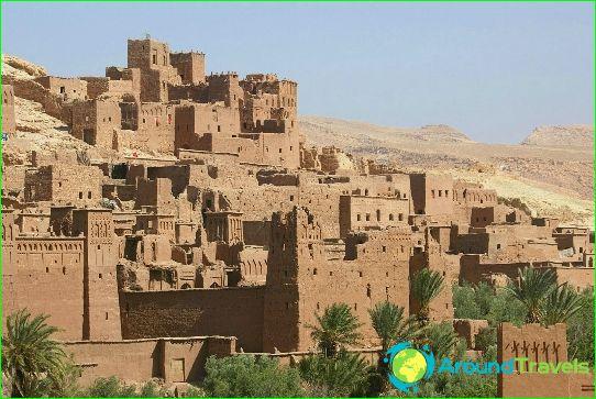 Toerisme in Marokko