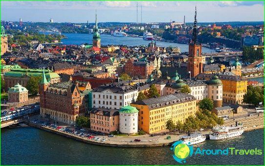 Toerisme in Zweden