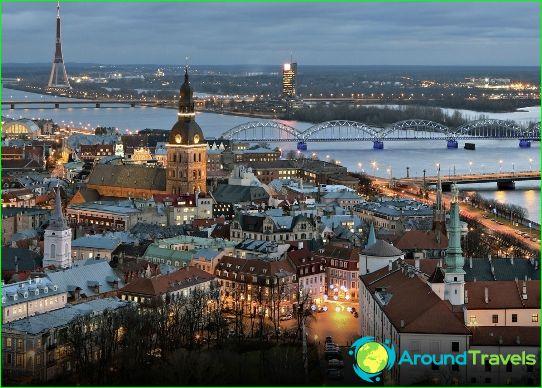 Toerisme in Letland
