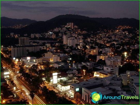 Обиколки в Акапулко