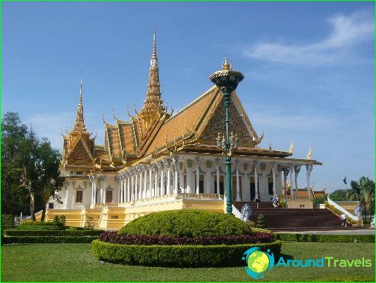 Туризъм в Камбоджа