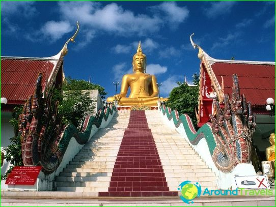 Toerisme in Thailand