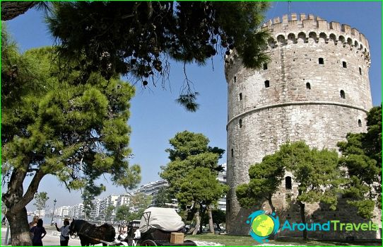 Tours in Thessaloniki