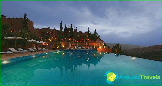 Vakantie in Marokko in mei