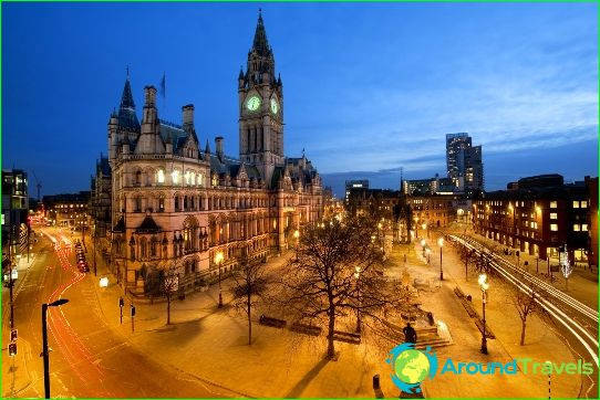 Retket Manchesterissa