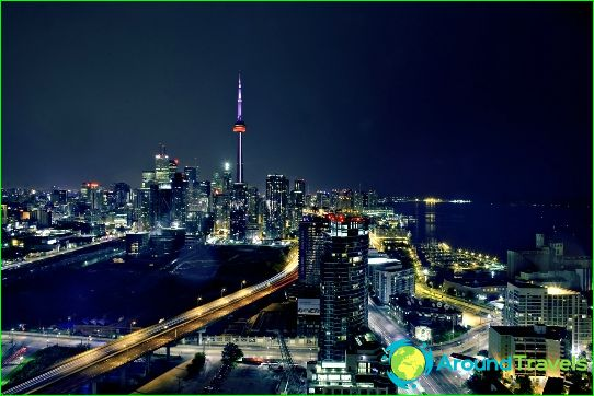 Retket Torontossa