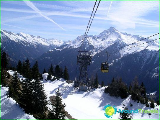 Retket Mayrhofenissa