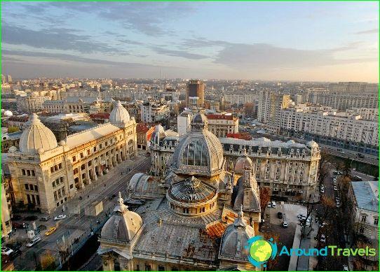 Обиколки в Букурещ