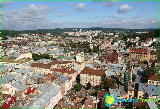 Tours naar Lviv