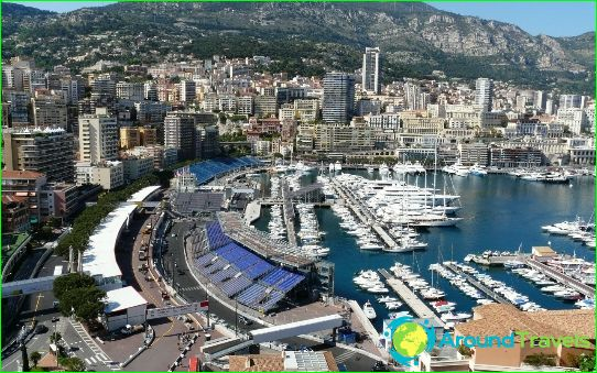 Tours in Monte Carlo