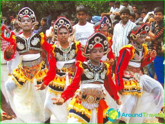 Празници Шри Ланка