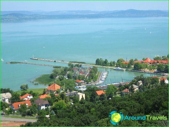Matkailu Unkarissa