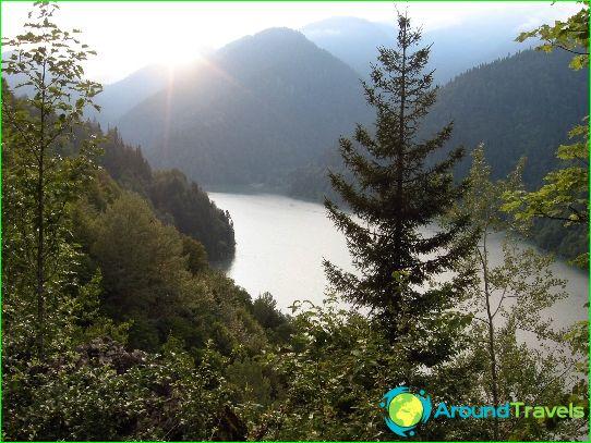 السياحة في أبخازيا