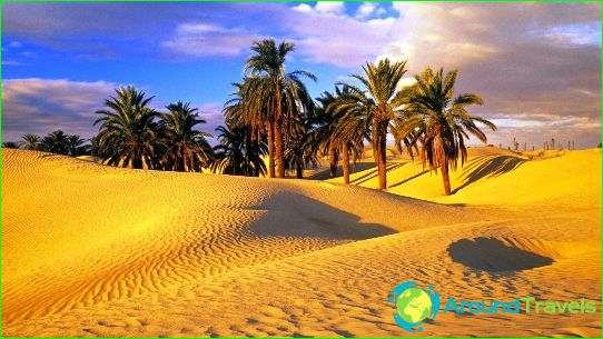 Tunisia matkailu