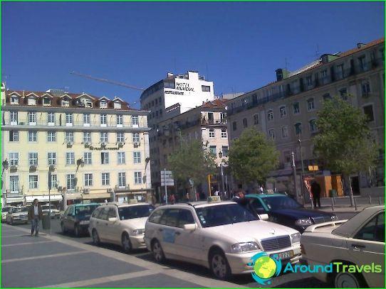 Такси в Лисабон
