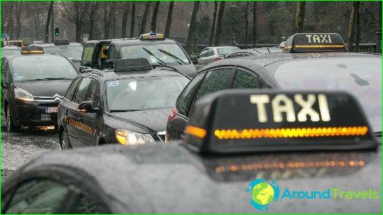 تاكسي في بروكسل