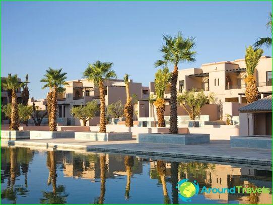 Lomat Marokossa kesäkuussa