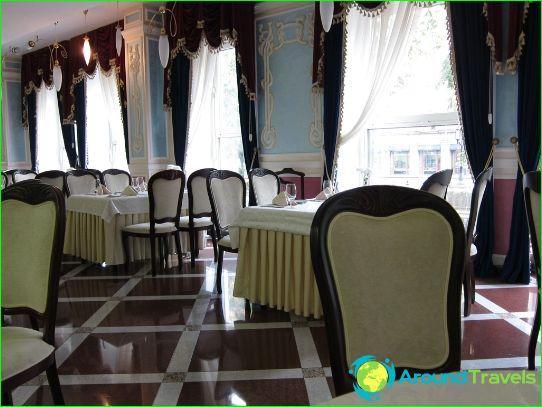 أفضل المطاعم في مينسك