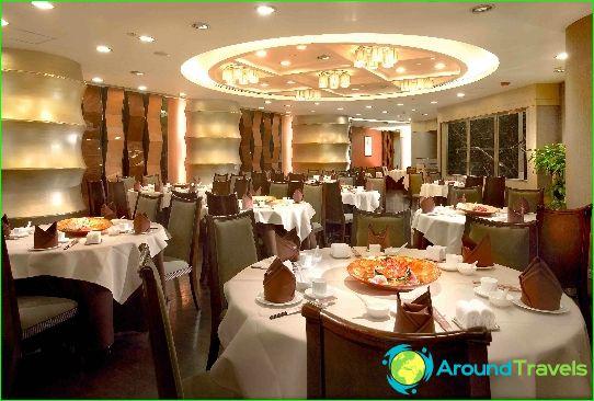 De bästa restaurangerna i Odessa