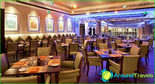 Beste restaurants in Dubai