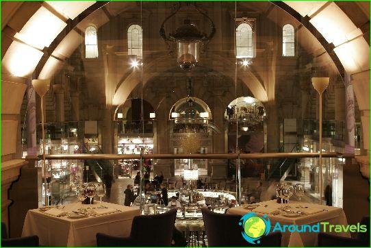 Beste restaurants in Londen
