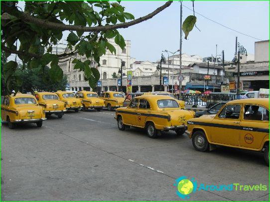 تاكسي إلى غوا