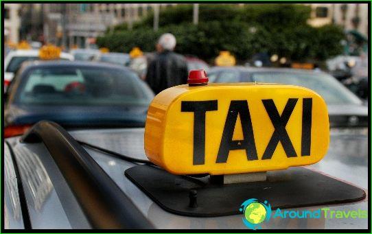 Taxi in Genève