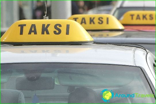 Taksi Klaipedassa