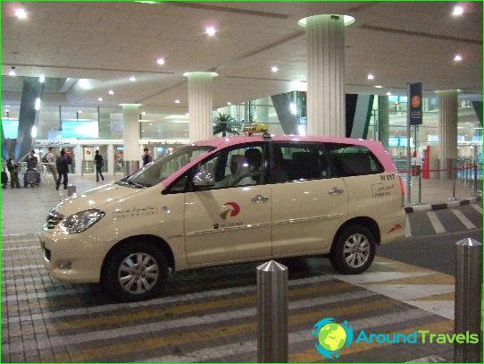 Такси в Аджман