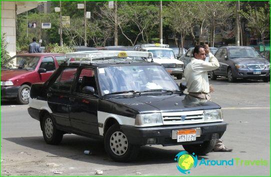 Такси в Кайро