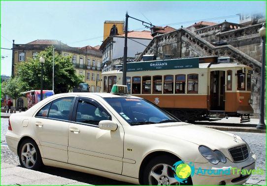 Такси в Порто