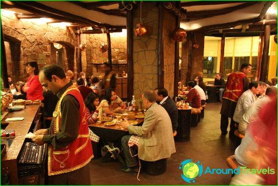 مطاعم إسبانيا