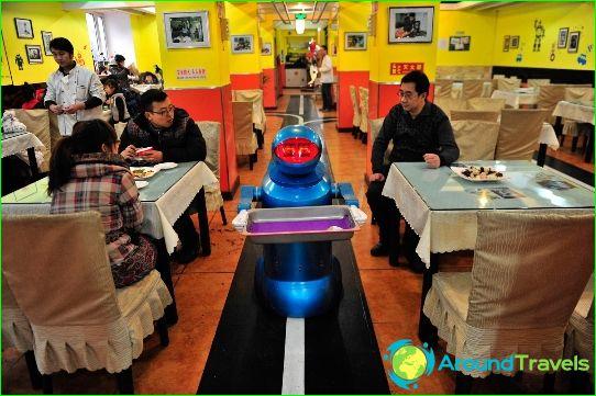 Ravintolat Kiinassa