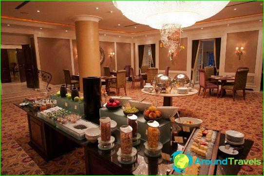 Restaurants in Oekraïne