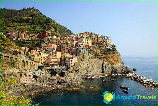 المدن الصغيرة في إيطاليا