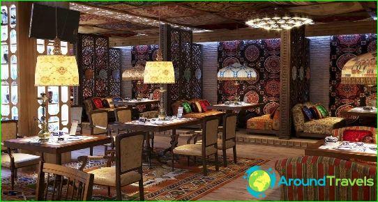 Ravintolat Uzbekistanissa