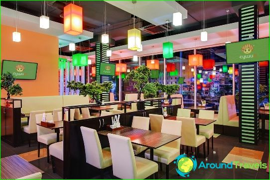 Ravintolat Ukrainassa