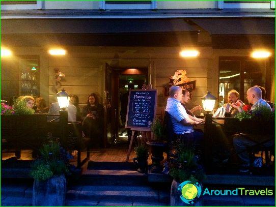 Ресторанти в Европа